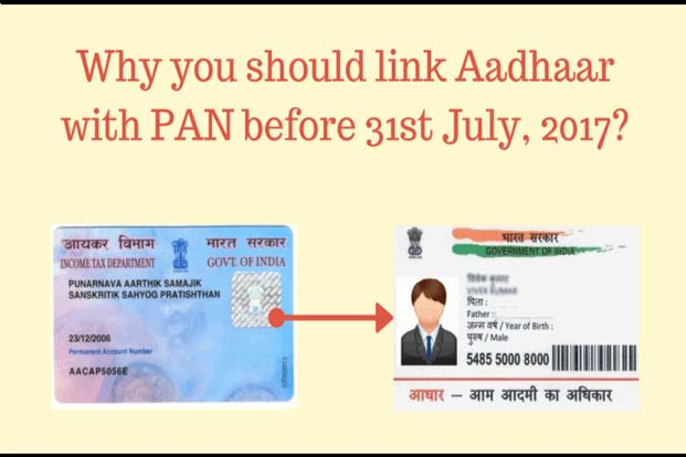 Linking Adhaar Card