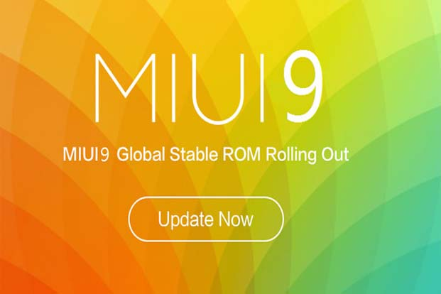Xiaomi MIUI 9 Software Support Ends