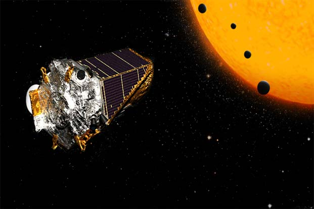 NASA's Kepler Use Google AI
